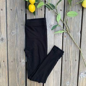 🌿 Black Leggings